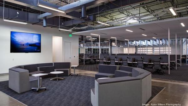 Check out New York startup Oscar's new space at former Jabil semiconductor plant in Tempe